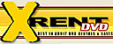 X Rent DVD.com Logo